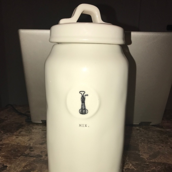 RAE DUNN Other - 🎈🎈Rae Dunn MIX. Kitchen Canister Brand New